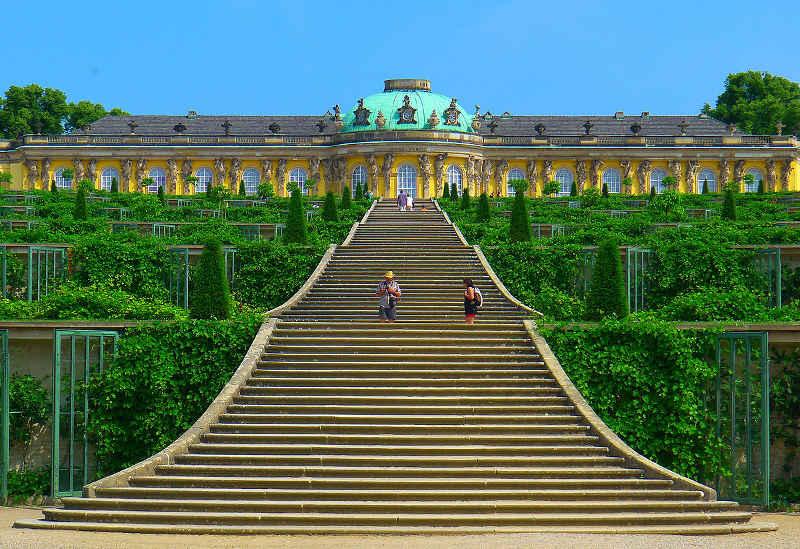 Brandenburg-Berlin-Ticket-Potsdam-Sanssouci