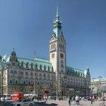 DB-Länderticket - Hamburg, Rathaus