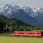 Deutsche Bahn - Bayernticket - Alpen