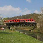 Deutsche Bahn - Franken - Pegnitz
