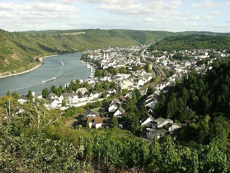 Rheinland-Pfalz-Ticket Boppard am Rhein