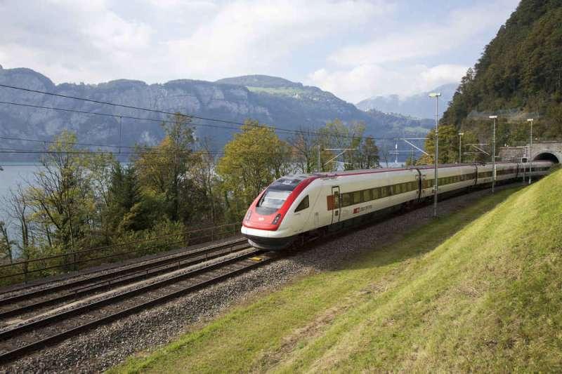 SBB Fahrplan + Tickets - Gotthardbahn