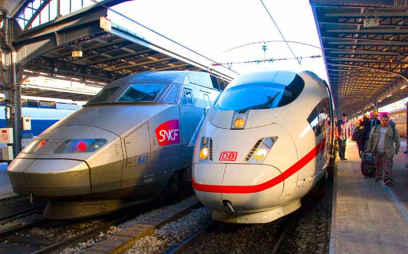 DB-Sparpreis Europa Spezial - ICE und TGV in Paris, Frankreich