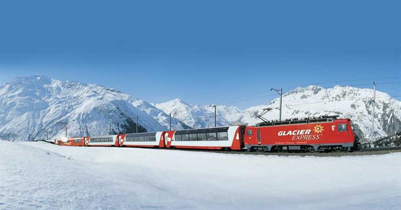 Rhatische Bahn Rhb Angebote Fahrplan Streckennetz
