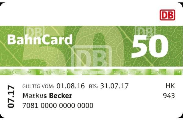 bahncard info preis kndigung - Bahncard Kundigen Muster