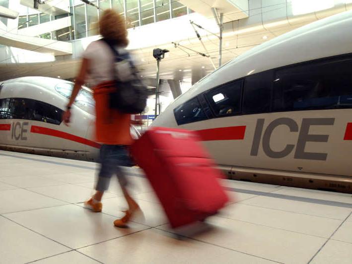 Deutsche Bahn - Frankfurt Main Fernbahnbahnhof