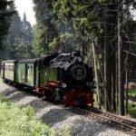 Fichtelbergbahn - Sommer