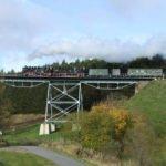 Fichtelbergbahn - Viadukt