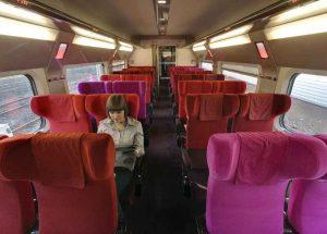 Thalys - Comfort-Klasse 2