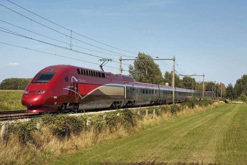 Thalys - Ticket, Preise, Verbindungen