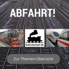 bahndampf.de - Alle Inhalte erklärt