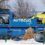 RDC Blauer Autozug Sylt
