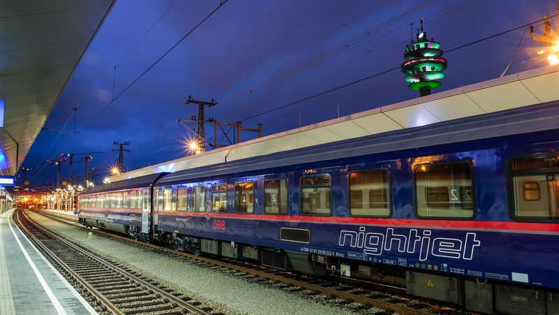 Nightjet - Nachtzug - ÖBB