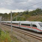 Deutsche Bahn - ICE 4 zwischen Nürnberg und Ingolstadt