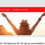 My BahnCard - Günstige BahnCard für junge Leute