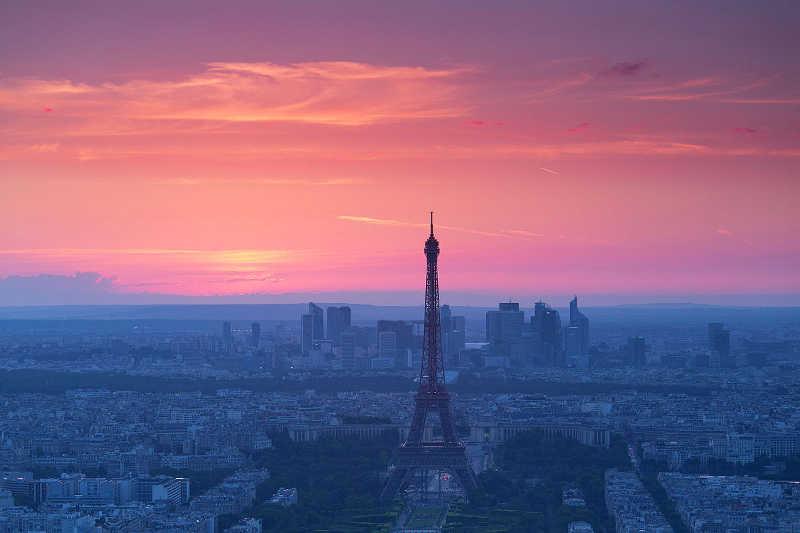 Bahnverbindung Frankreich / Paris