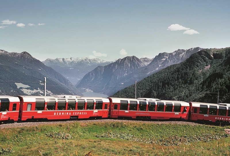 Bernina Express Angebot - Festpreis 2 Personen