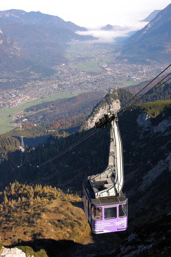 Alpspitzbahn Garmisch