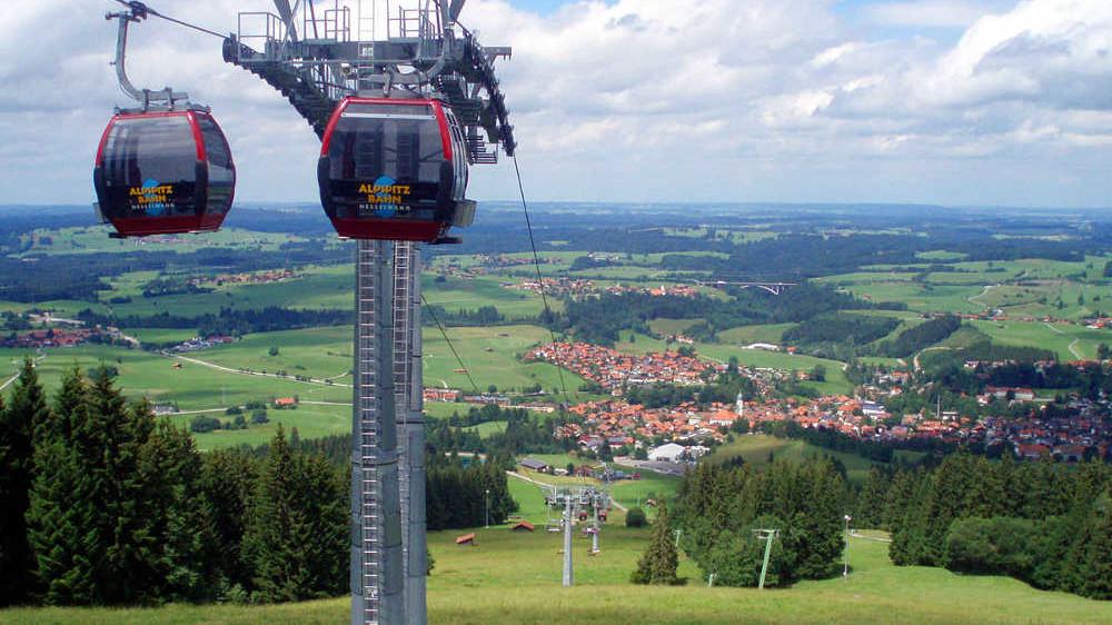 Alpspitzbahn Nesselwang
