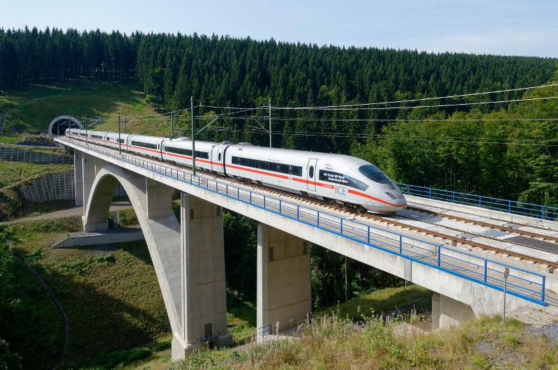 Deutsche Bahn - Berlin München
