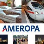 Ameropa Städterereisen: Günstige Bahn und Hotel Angebote