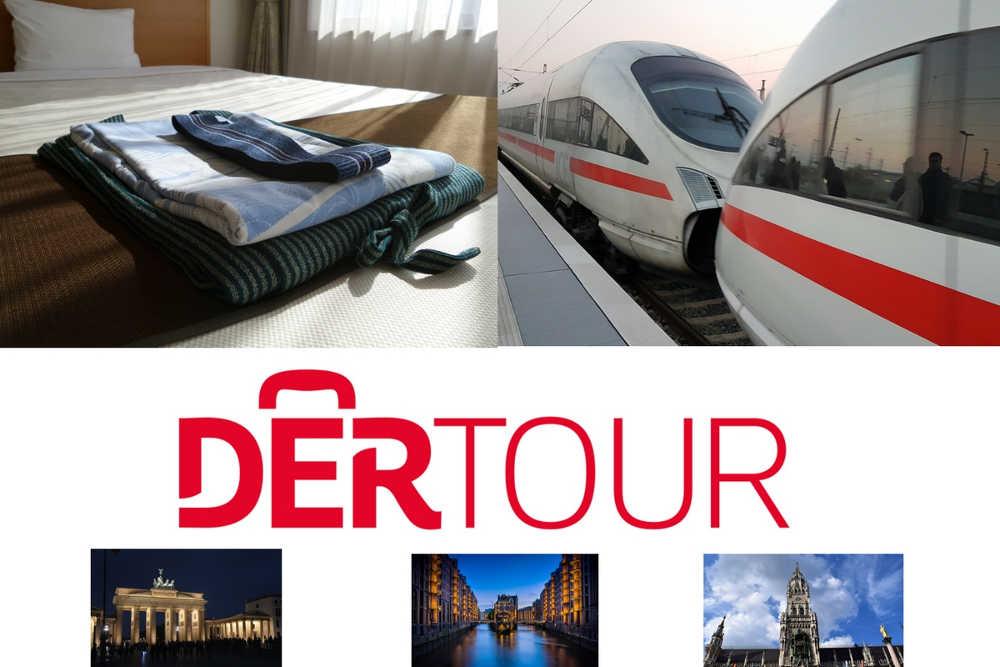 Dertour Städtereisen Bahn und Hotel