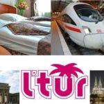 Ltur Bahn und Hotel: Günstige Angebote für Städtereisen ab 66 Euro