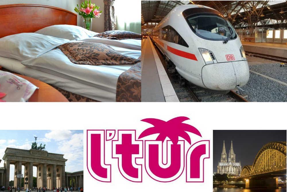 L'tur Bahn und Hotel Städtereisen