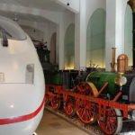 DB Museum Nürnberg: Vom Adler bis zum ICE
