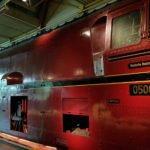 DB Museum Nürnberg - Stromlinien-Dampflok 05
