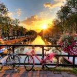 Städtereise Amsterdam mit Bahn und Hotel
