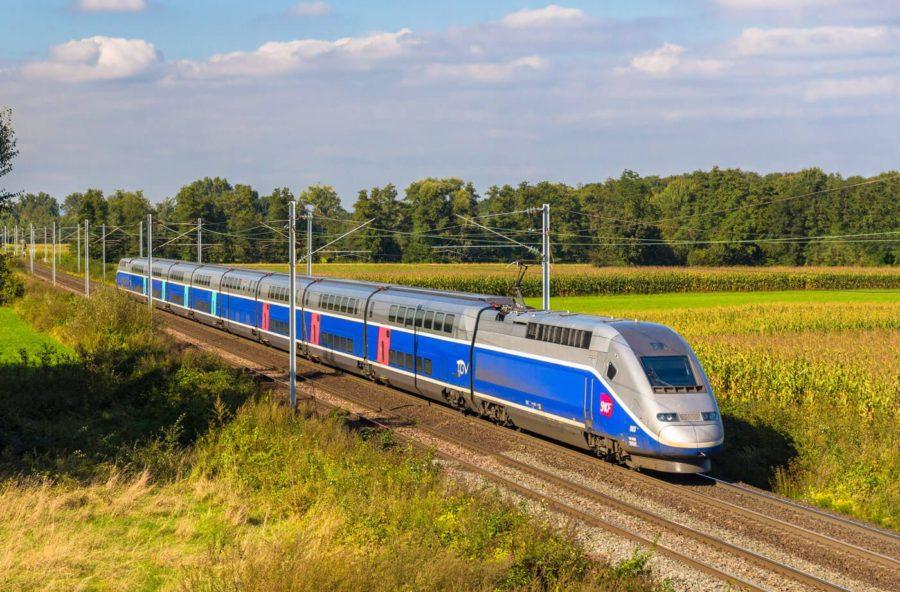 Bahn Frankreich - TGV