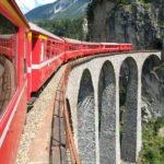 Bahn Schweiz - Übersicht