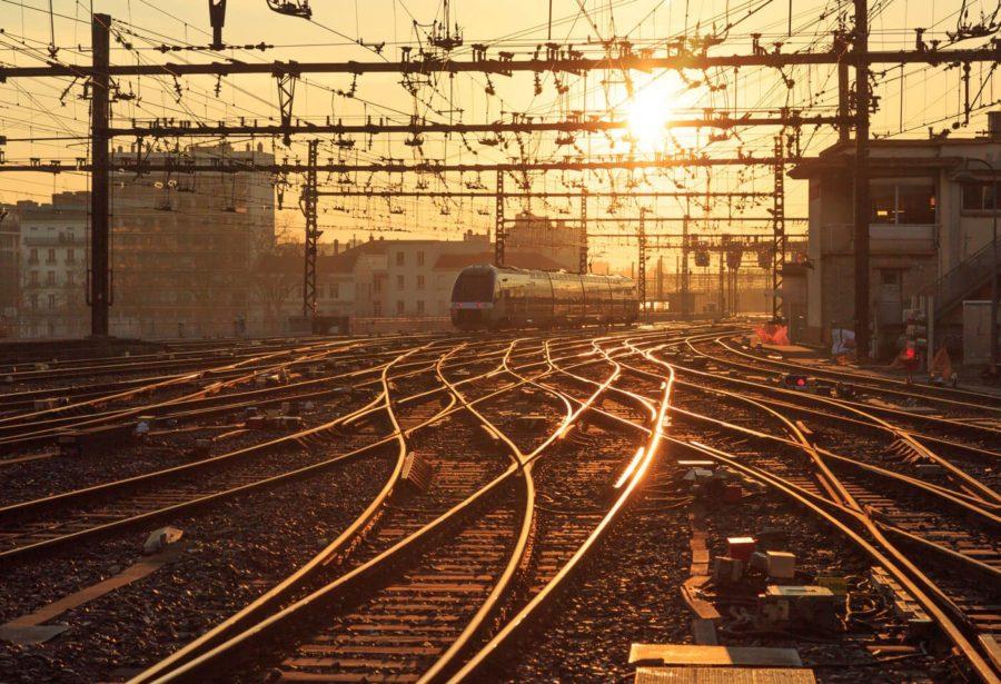 Bahngleise 2