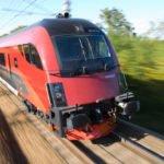 Bahn Österreich - ÖBB Railjet