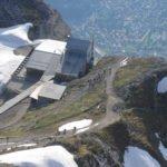 Karwendelbahn - Blick ins Tal