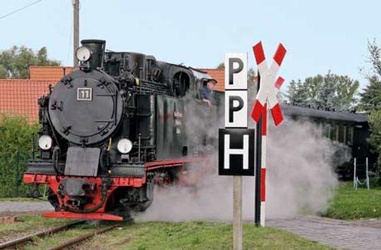 Dampflok selber fahren - Dampflok bei Lutherstadt Eisleben