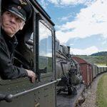Dampflok selber fahren - Säuschwänzlebahn
