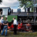 Dampflok selber fahren - Selfkantbahn
