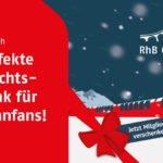 RhB Club Mitgliedschaft schenken