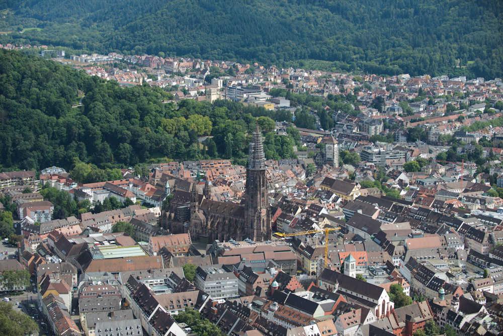 Schauinslandbahn - Freiburg im Breisgau