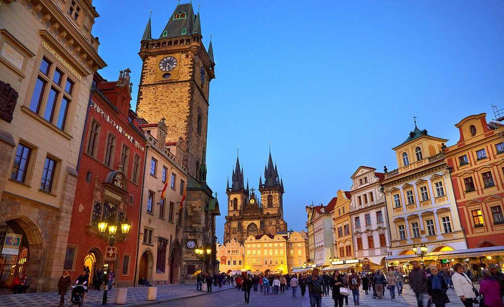 Prag - Innenstadt