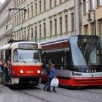 Prag - Tram