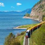 Transsibirische Eisenbahn - Zarengold - Wasser