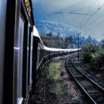 Orient Express - Blick aus dem Fenster