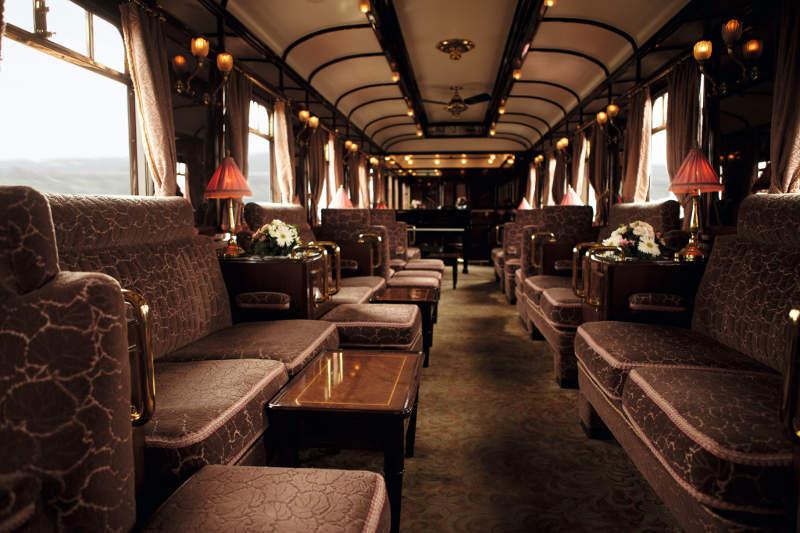 Orient Express - Piano-Barwegen
