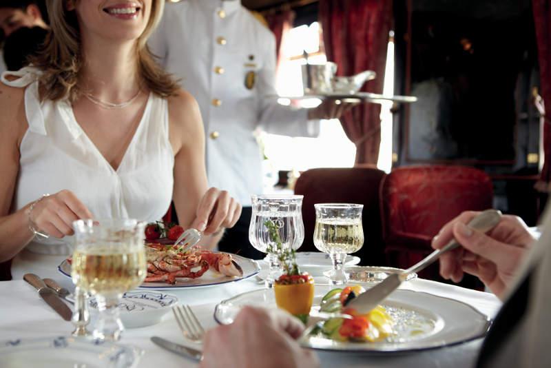 Orient Express - Restaurant