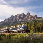 Rocky Mountaineer - Zugreise Kanada - Dieselloks