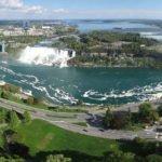 Zugreise Kanada - Niagarafälle