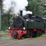 Brohltalbahn - Vulkan-Express - Mallet-Damplok 11sm